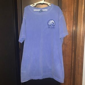 Pete Smith's Surf Shop Comfort Colors t-shirt